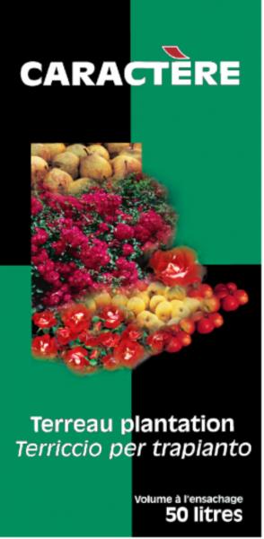 Photo 1 Idéal pour les haies, massifs, arbres fruitiers d'ornement. Il sera mélangé à 50% de terre de jardin pour un développement rapide des arbres et arbustes.  Avec caractère, vous bénéficiez d'un savoir-faire de professionnels. C'est une garantie de réussite pour vos clients. - Caractère