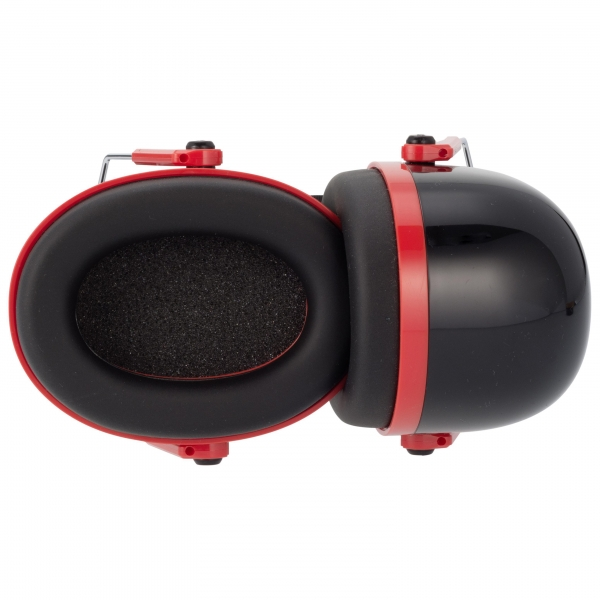 Photo 2 Le casque antibruit uvex K3 offre une protection optimale dans les environnements extrêmement bruyants jusqu'à 110 dB. Légèreté (297 g), faible volume des coquilles et mousse extra souple à mémoire de forme assurent en effet un confort de port optimal même sur de longues périodes de port. Elles sont facilement réglables en hauteur pour une position de port parfaite. - uvex