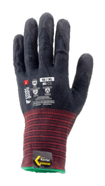Photo 1 Nouveau gant anti coupure, CUT F , pour une protection maximale. - COVERGUARD