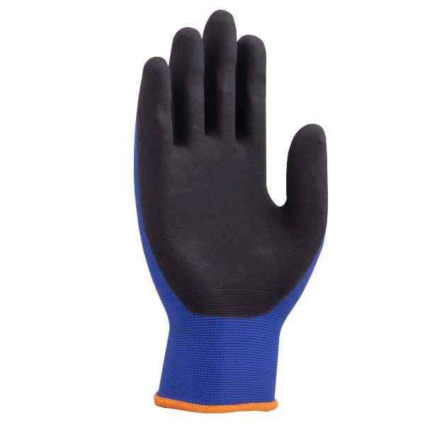 Photo 3 Grâce au design « SlimFit » et à l'élasthanne contenu dans le liner, les gants uvex athletic lite offrent un ajustement ergonomique, une sensibilité tactile et une dextérité exceptionnelle pour les travaux de précision. Ainsi, ils assurent un confort de port optimal, réduisant les risques d'apparition de signes de fatigue, même après une journée de port. Ils sont particulièrement adaptés aux travaux de contrôle, de tri, de maintenance, d'assemblage, de menuiserie et pour la pose de placo. - uvex