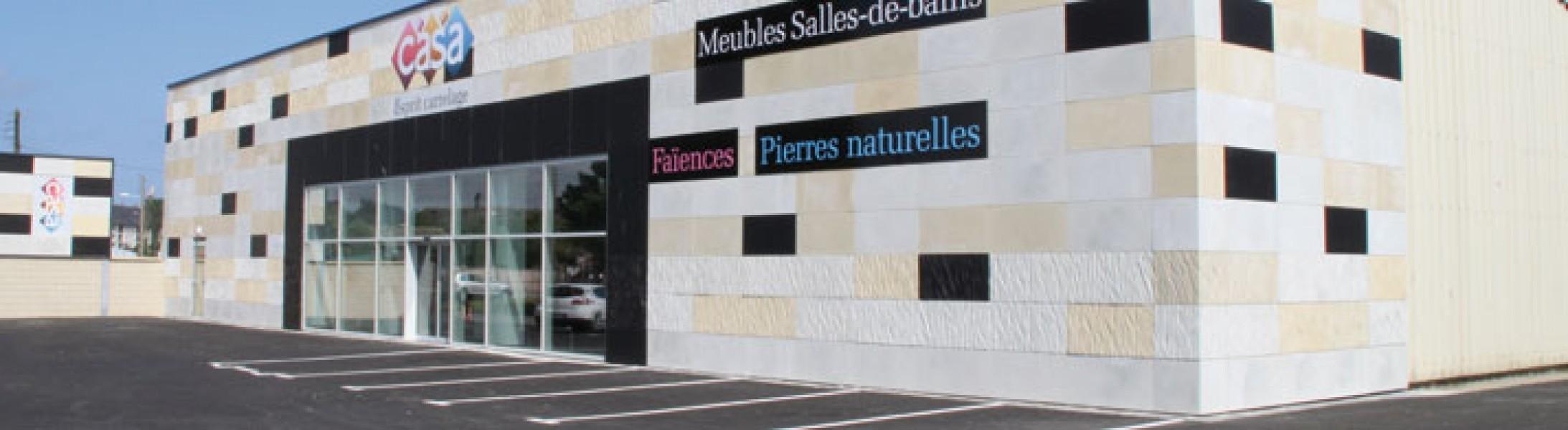 Photo 2 Des murs qui mangent la pollution et qui s'auto-nettoie ! - PERIN & Cie