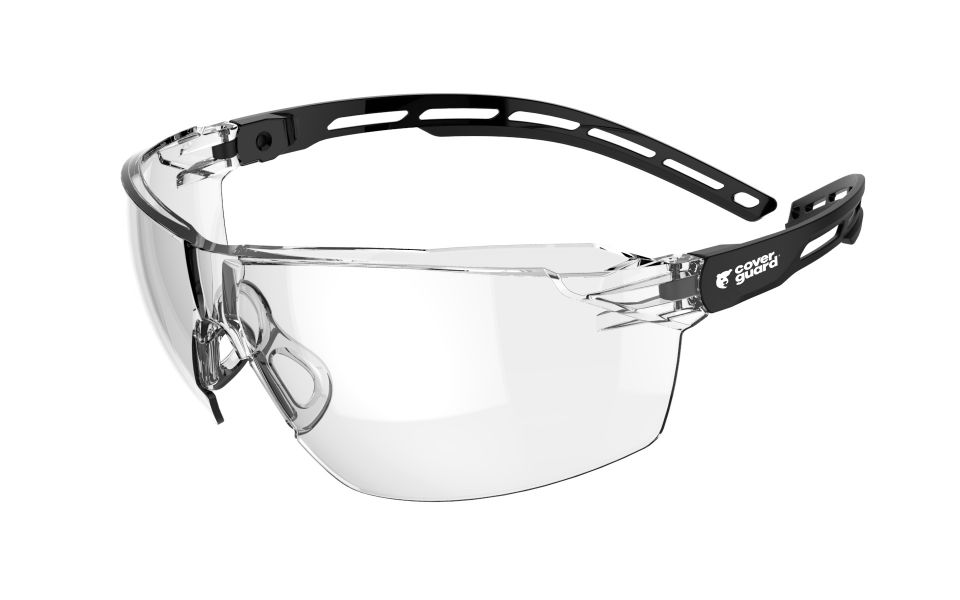 Photo 1 Lunettes de protection - TIGER FIRST INCOLORE AR - COVERGUARD
