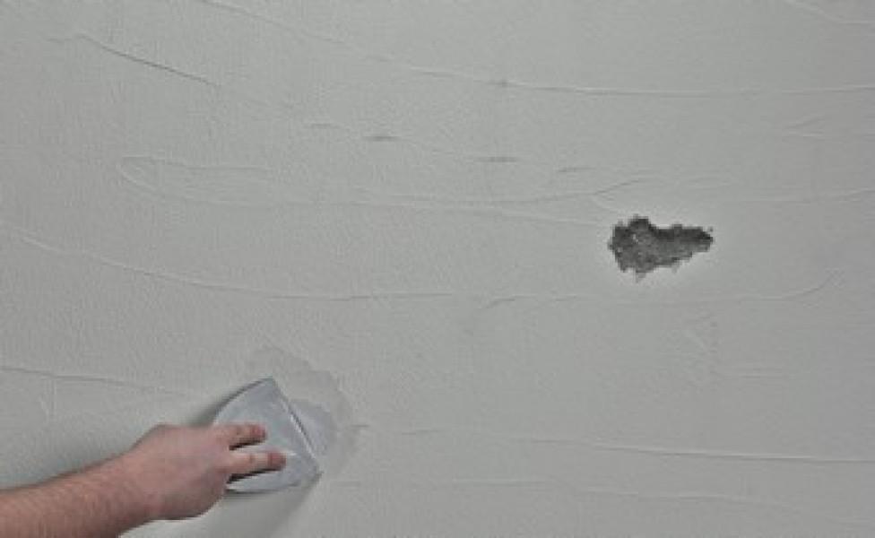 Photo 3 Enduit de rebouchage et de réparation gain de temps en poudre, extérieur, pour application manuelle - Toupret