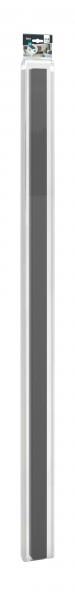 Photo 3 Sachet de 6 rails pour réaliser la pose de sol clipsable au mur! Pour connaître la quantité nécessaire pour votre chantier, rendez-vous sur le calculateur de besoin en ligne www.myproject.o-mur.com, et renseignez la dimension du mur à recouvrir.  Le système Ô Mur se compose d'autres composants qui vous seront nécessaires pour vos chantiers. Simple et rapide, Ô Mur est la solution idéale qui vous permet de poser davantage de m² de revêtement de sol clipsable (hors LVT). Vidéo: www.o-mur.com - O MUR