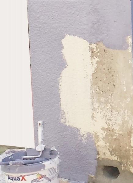 Photo 4 Une peinture idéale pour milieu humide, de haute réflectance pour une protection thermique régulée: SurfaPaint Aqua X ! Revêtement de haute qualité à base d'eau, teintable, sa finition protège plafonds, murs intérieurs et extérieurs du développement de moisissures, mousses, fongiques. Respirante, elle rend une surface imperméable, les salissures ne s'y incrustent pas, et elle est lessivable. Excellent pouvoir couvrant. Rendement: 10-12 m²/L. - NanoSources