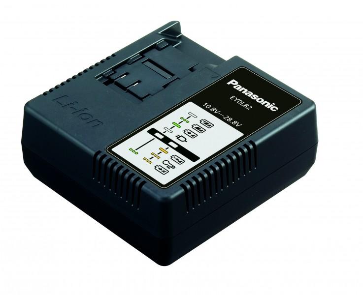 Photo 4 Perçeuse-visseuse PANASONIC 18 V + 3 batterie 3.0 Ah + chargeur. Edition spéciale. Mandrin auto-serrant de 13 mm. Couple max. 50 Nm avec 18 niveaux de couple différents. Gâchette progressive 8 vitesses. - ALSAFIX