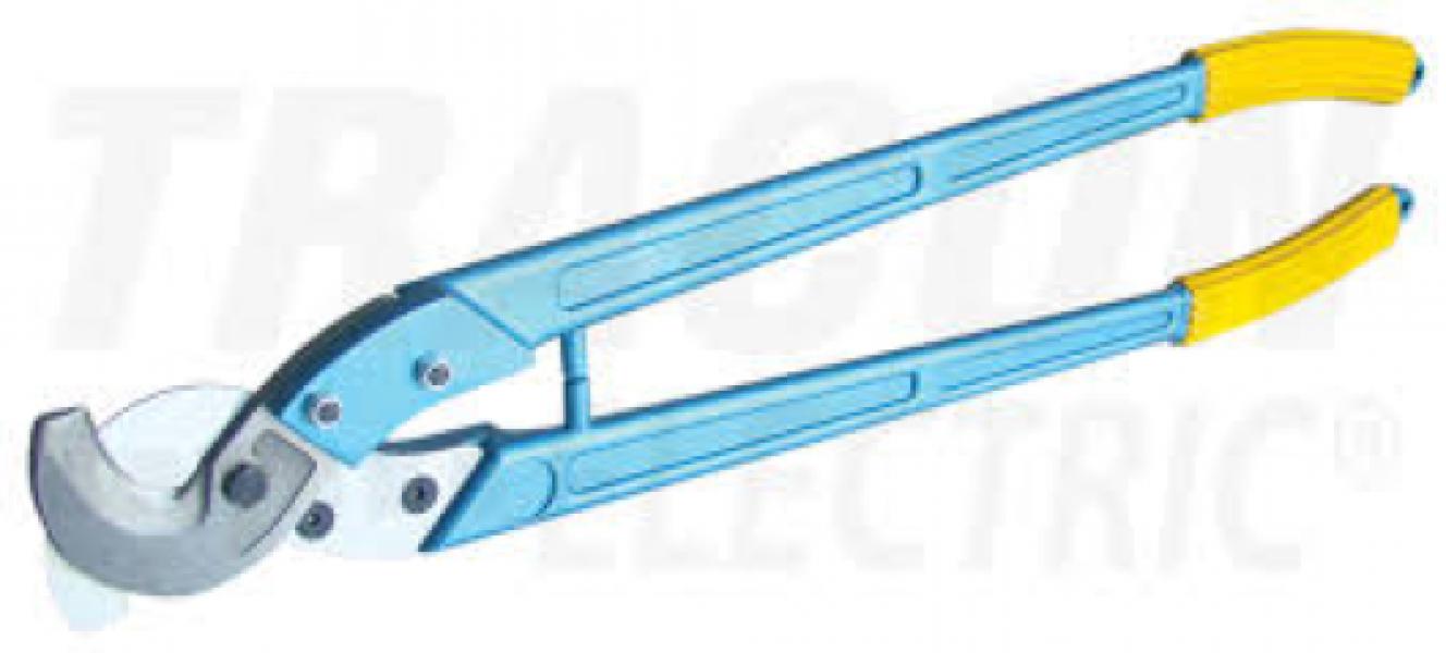 Photo 1 Pince couple câble. Longueur pince 600mm, poids 1,250kg pour câble de 250mm2. - INOVPROJECT