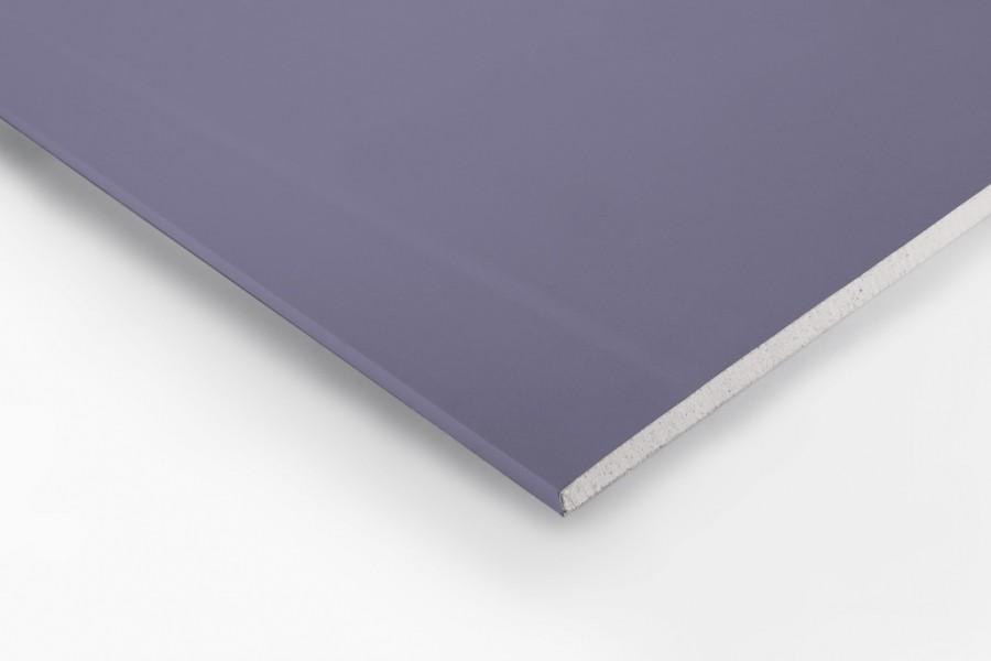Photo 1 Plaque de plâtre à bords amincis réunissant 5 caractéristiques: très haute dureté, résistante au feu, acoustique, résistante à l'humidité et résistante à l'arrachement. - ISOLAVA FRANCE