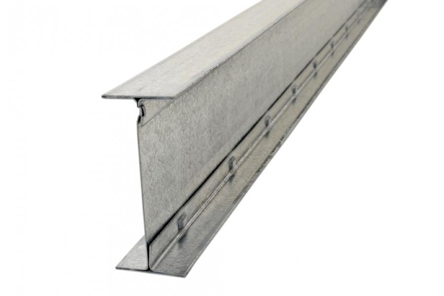 Photo 1 Profilé métallique pour la réalisation d'ossature primaire longue portée de 100 mm de hauteur. - SPP-PAI