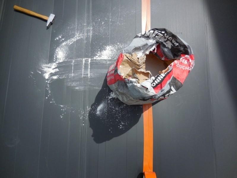 Photo 3 Plaque de protection pour tous vos travaux - prévention contre les chocs lourd sur chantier Plaque de 4mm d'épaisseur par 1.20m de large et 2.40m de long Flexible, léger et rapide à mettre en oeuvre - KINGPRO
