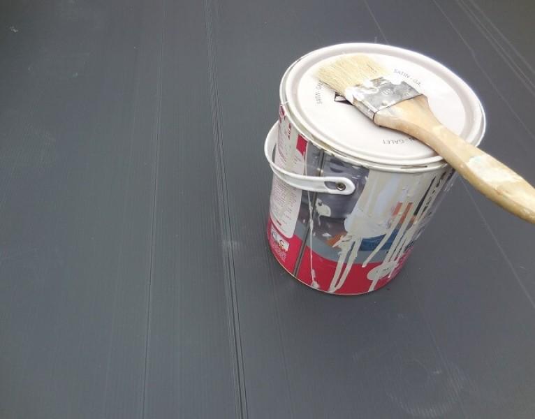 Photo 3 Plaque de protection pour tous vos travaux - prévention contre les chocs moyens sur chantier Plaque de 3mm d'épaisseur par 1.20m de large et 2.40m de long Flexible, léger et rapide à mettre en oeuvre - KINGPRO