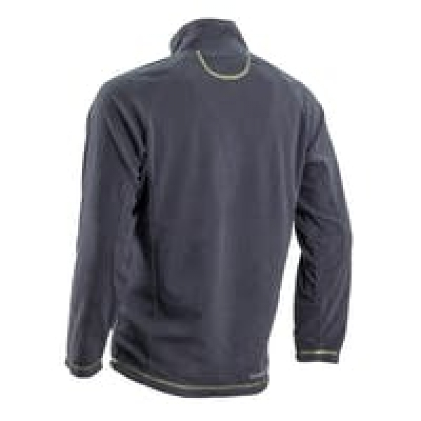 Photo 2 Pull micro-polaire MYOGA anthracite, 100% Polyester, 150g/m² S.L - COVERGUARD