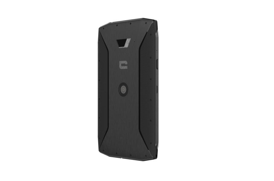 Photo 2 Tablette de CROSSCALL très résistante jusqu'à 1,5 m de test chutes, étanche IP68, endurant. Android 9, 3 Go de RAM et 32 Go mémoire stockage, tripe slot: Double SIM + Carte MicroSD jusqu'à 512 Go. connectivité : 4G+ WIFI Bluetooth, NFC. 2 touches programmables comme PTI et PTT. photos 13 et 5 mégapixels. connectique X-Link. DAS Corps : 1.43 W/kg et membres : 2.305 W/kg. Garantie 3 ans. 1 accessoire complémentaire dans le pack pro : 1 Verre trempé e - CROSSCALL