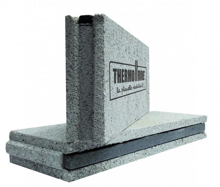 Photo 1 Traitement des ponts thermiques pour tous les planchers - PERIN & Cie