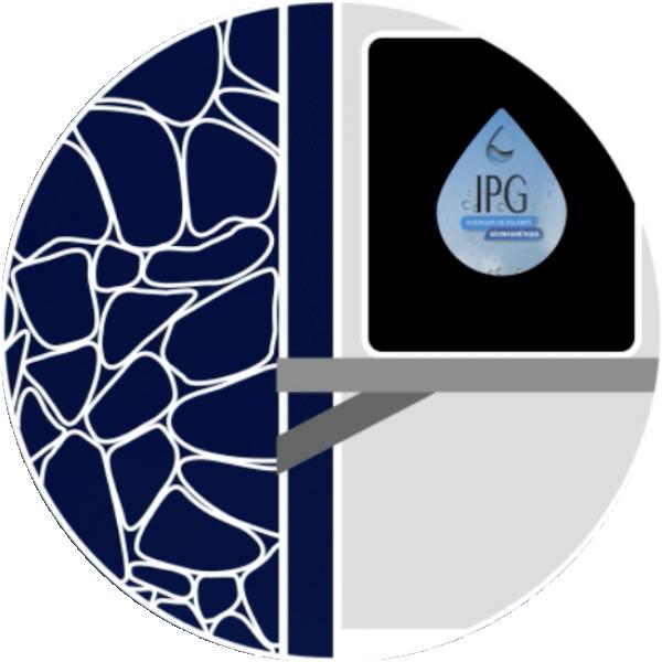 Photo 1 Pour traiter, la remontée capillaire à son origine, BFL France met à votre disposition son propre système IPG (Inverseur de Polarité Géomagnétique). Utilisant seulement l'énergie des champs électromagnétique, ce système géomagnétique inverse la polarité des molécules d'eau pour stopper toutes les remontées d'eau par capillarités. Couvrant un rayon de 5 m( IPG 10), 10m(IPG20) et 15m(IPG30), l'IPG est parfait pour assécher les murs par évaporation naturelle entre 18 et 36 mois. - BFL FRANCE
