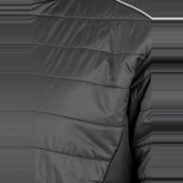 Photo 4 Veste thermique SUMI noire, Nylon Ripstop 40g/m² + Matelassage Bio-polyester/ Propriété thermique acrue 100g/m - COVERGUARD