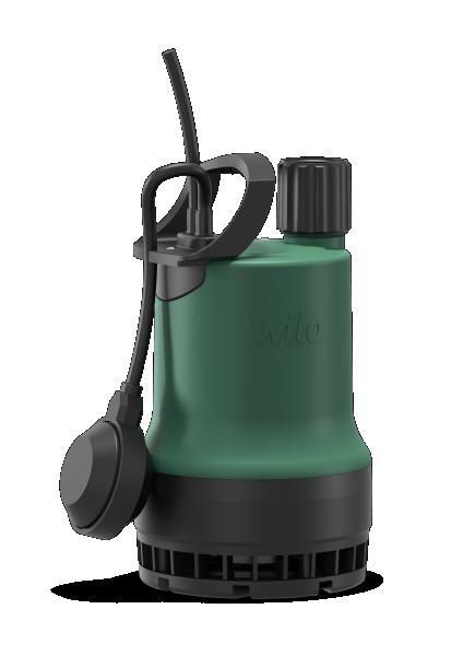 Photo 1 Pompe submersible pour eaux usées - Eaux chargées sans matières fécales ni composants à fibres longues - Eaux usées - WILO