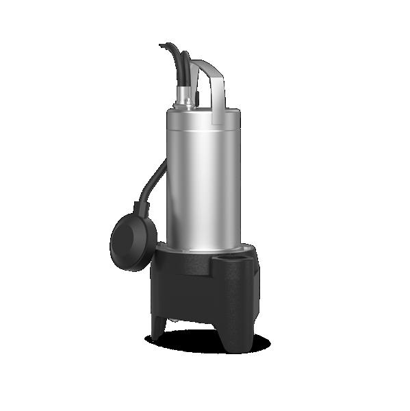 Photo 1 La Wilo-Rexa MINI3 est la pompe submersible idéale pour le drainage des maisons et des terrains avoisinants. Son passage libre de 40mm permet le pompage des eaux usées et des eaux chargées. La pompe est adaptée à une utilisation stationnaire ou transportable en installation immergée. Elle répond également aux applications eaux vannes suivant EN 12050-1, installée dans nos stations de pompage WS50. - WILO