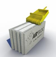 Bizidil PERIN & Cie-AIR'BLOC, le bloc isolant bas carbone
