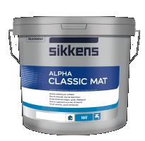 Bizidil SIKKENS-Alpha Classic Mat