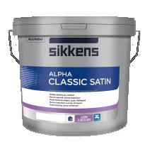 Bizidil SIKKENS-Alpha Classic Satin