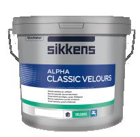 Bizidil SIKKENS-Alpha Classic Velours