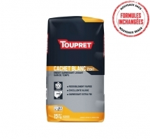 Bizidil Toupret-CACHET BLANC Enduit 2 en 1 Garnissant/Lissant