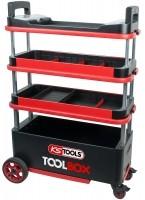 Bizidil KSTOOLS-Chariot escamotable ToolBox