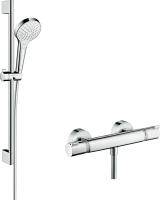 Bizidil HANSGROHE-Combi Croma Select S / Ecostat Comfort