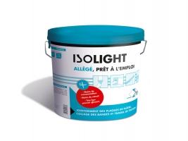 Bizidil ISOLAVA FRANCE-Enduit pâte prêt à l'emploi allégé - ISOLIGHT 16 L