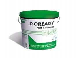 Bizidil ISOLAVA FRANCE-Enduit pâte prêt à l'emploi - ISOREADY 22 kg