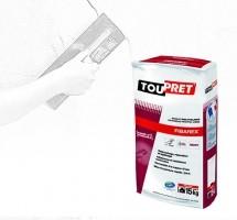 Bizidil Toupret-FIBAREX ENDUIT EXTERIEUR FIBRE