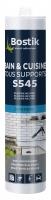Bizidil Bostik-Mastic silicone neutre bain et cuisine S545