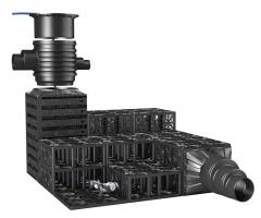 Bizidil GRAF-Module EcoBloc Infiltration-Rétention eau pluviale
