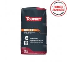 Bizidil Toupret-MUR EX, enduit de rebouchage-réparation extérieur
