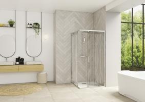 Bizidil KINEDO-Paroi de douche Smart Design
