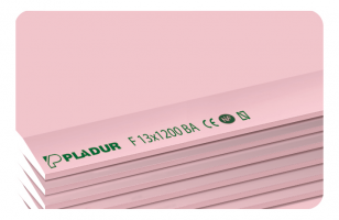 Bizidil Pladur-PLAQUE F / Plaque à résistance au feu améliorée