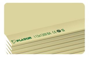 Bizidil Pladur-PLAQUE I / haute dureté Type I suivant EN 520