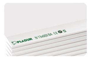 Bizidil Pladur-PLAQUE N- Plaque NF Standard Type A suivant EN 520