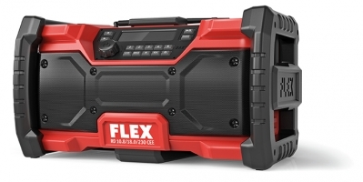 Bizidil FLEX FEMA SAS-Radio de chantier sur batterie