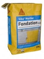 Bizidil SIKA FRANCE-Sika® Mortier Fondation 25 KG