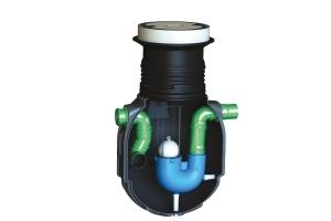 Bizidil GRAF-Séparateur d'hydrocarbures avec débourbeur intégré