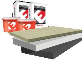 Bizidil EDILTECO FRANCE-Système d'Isolation EDIL-Therm® Laine de roche