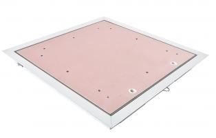 Bizidil PAI-Trappe métal-plâtre coupe feu 30 min