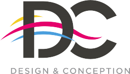 Logo DC DESIGN&CONCEPTION