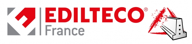 Logo EDILTECO FRANCE