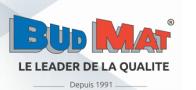 Logo marque BUDMAT/ISOLFRANCE