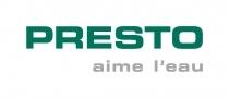 Logo marque Les Robinets PRESTO