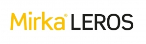 Logo marque Mirka LEROS